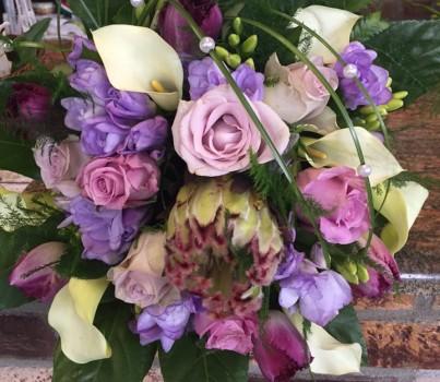 Kvety a kytice