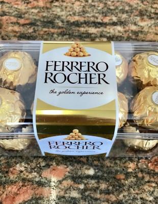 Dezert Ferrero Rocher