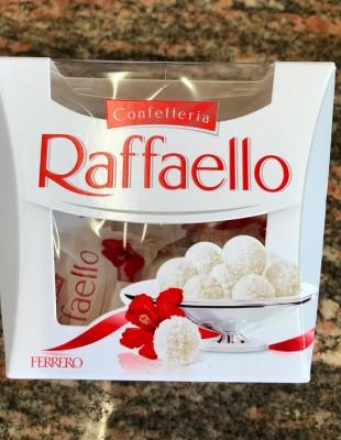 Dezert Raffaello