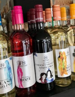 Fľaša vína
